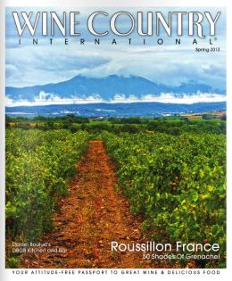 Wine Country International - One Year Subscription