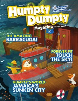 Humpty Dumpty - One Year Subscription