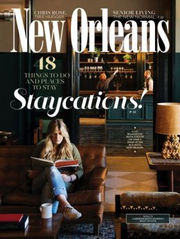 New Orleans Magazine - One Year Subscription