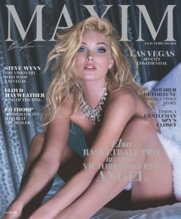 Maxim - One Year Subscription