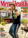 Magazine Cover Image. Title: Men's Health - One Year Subscription