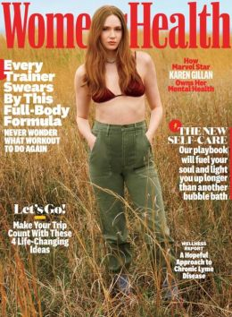 Women's Health - One Year Subscription