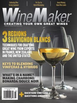 WineMaker - One Year Subscription