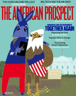 The American Prospect - One Year Subscription