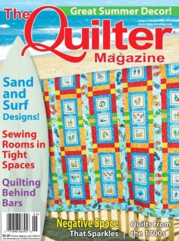The Quilter - One Year Subscription