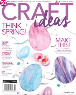 Craft Ideas - One Year Subscription
