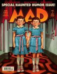 Magazine Cover Image. Title: MAD - One Year Subscription