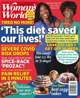 Woman's World - One Year Subscription