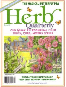 The Herb Quarterly - One Year Subscription