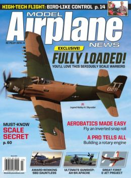 Model Airplane News - One Year Subscription