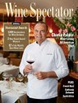 Magazine Cover Image. Title: Wine Spectator - One Year Subscription