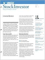 Morningstar StockInvestor - One Year Subscription