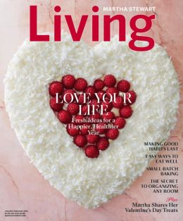 Martha Stewart Living - One Year Subscription