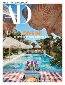 Architectural Digest - One Year Subscription