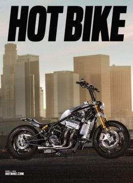 Hot Bike - One Year Subscription