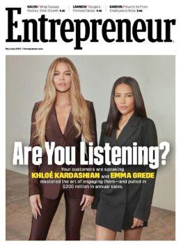 Entrepreneur - One Year Subscription