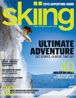 Skiing - One Year Subscription