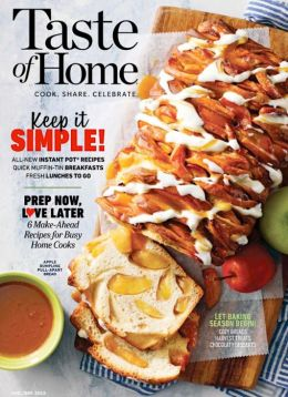 Taste of Home - One Year Subscription