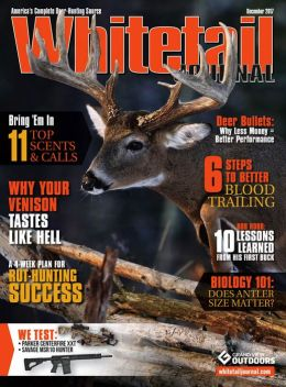 Whitetail Journal - One Year Subscription
