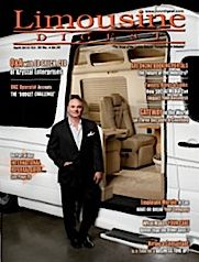 Limousine Digest - One Year Subscription
