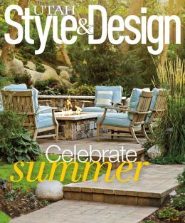 Utah Style & Design - One Year Subscription