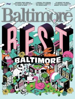 Baltimore - One Year Subscription