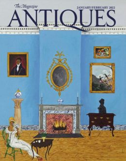 The Magazine Antiques - One Year Subscription