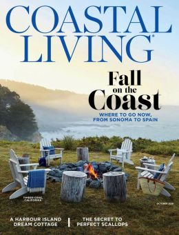 Coastal Living - One Year Subscription