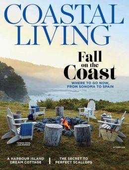 Coastal Living - One Year Subscription