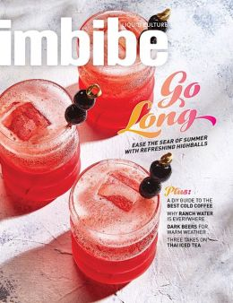 Imbibe - One Year Subscription