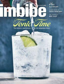 Imbibe - One Year Subscription