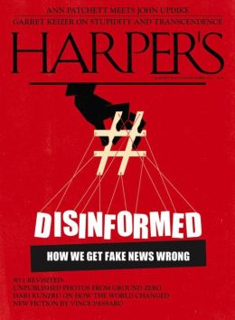 Harper's - One Year Subscription