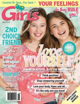 Discovery Girls - One Year Subscription