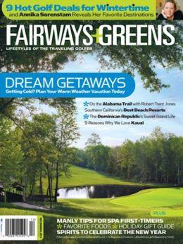 Fairways & Greens - One Year Subscription