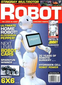 Robot - One Year Subscription