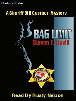 Bag Limit (Undersheriff Bill Gastner Series #8)
