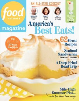 Food Network Magazine - One Year Subscription