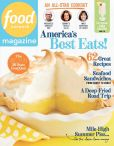 Magazine Cover Image. Title: Food Network Magazine - One Year Subscription