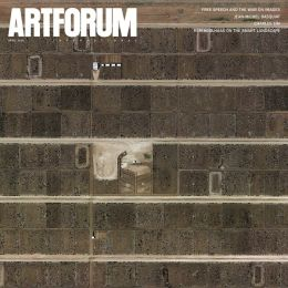 Artforum - One Year Subscription