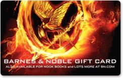 Hunger Games Gift Card