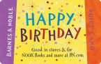 Product Image. Title: Happy Birthday�eGift Card