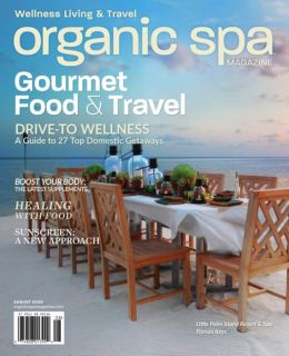 Organic Spa - One Year Subscription