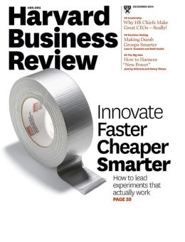 Harvard Business Review - One Year Subscription