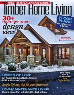 Timber Home Living - One Year Subscription