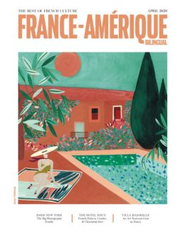 France-Amerique - One Year Subscription