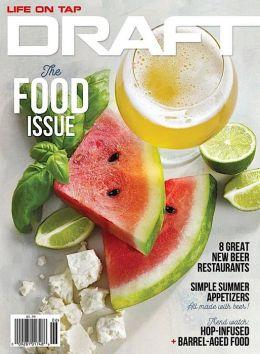 Draft Magazine - One Year Subscription