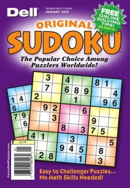 Dell Original Sudoku - One Year Subscription