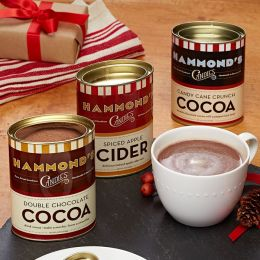 Hammond's Cocoa & Cider Gift Collection, Set of 3