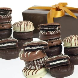 15 Classic Belgian Chocolate Covered OREO® Cookies
