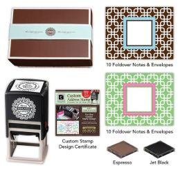 Three Designing Women Designer Desk Set – Basket